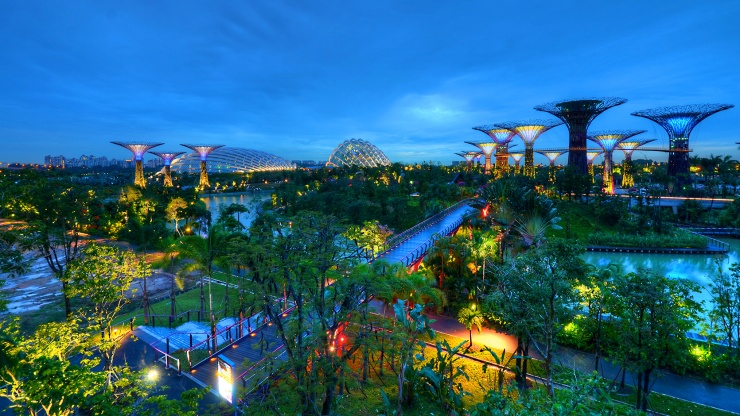 Garden City of Singapore