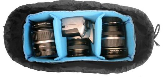 LOOPTWORKS Camera Bag Insert
