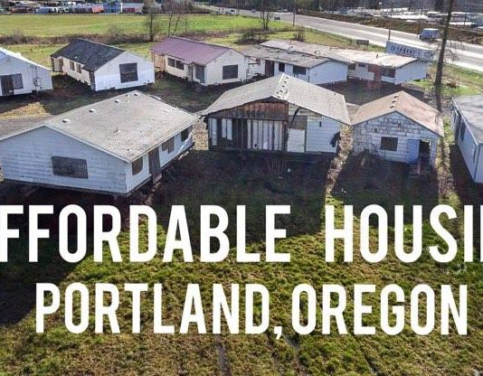 Living in Oregon - Affordable Housing in Portland – Landlord vs Tenant Battle