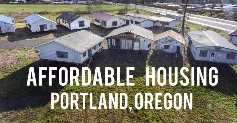 New City Of Portland Rent Laws