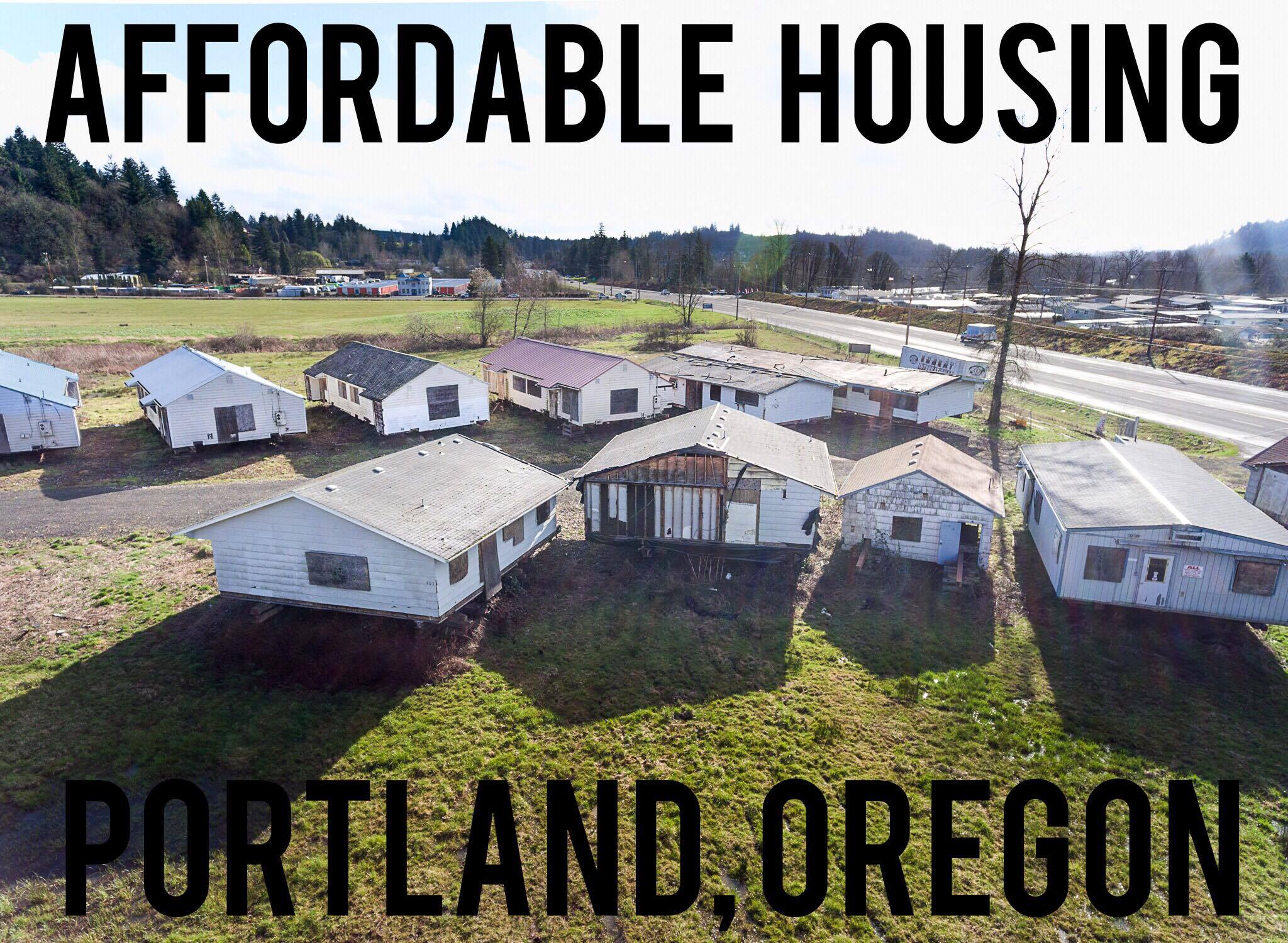 Affordable Housing in Portland - Landlord vs Tenant Battle ...