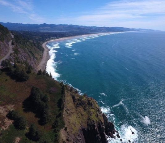 Manzanita Oregon Beach Clean Up