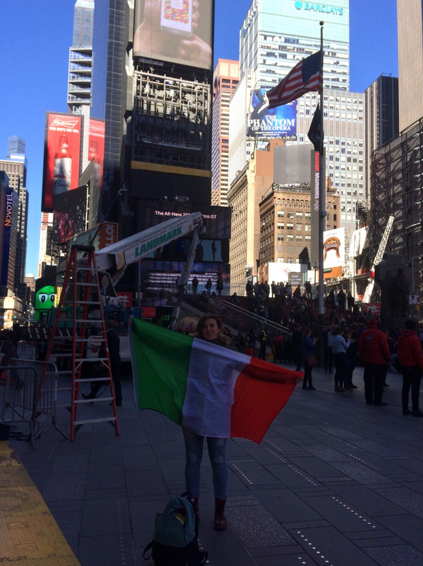 Oregon Exchange Student In New York