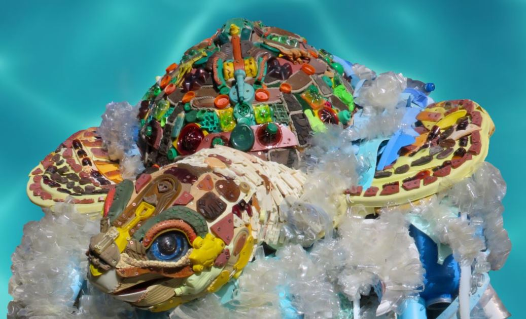 The Washed Ashore Project - Save Sea Turtles