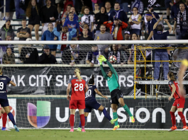 Thorns Drop Second Game to North Carolina Courage