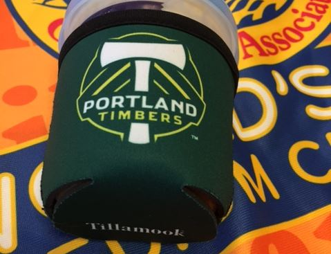 Tillamook Cheese Factory Timbers Coozie Gifts
