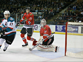 Winterhawks Drop Game 1