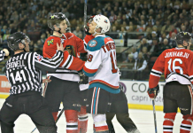 Winterhawks Lose Game 4