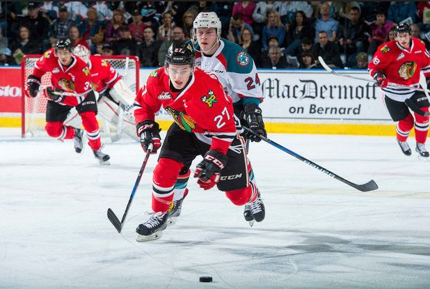 Winterhawks-Lose-Game-5, Series, Season