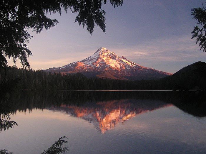 lost lake loop hike