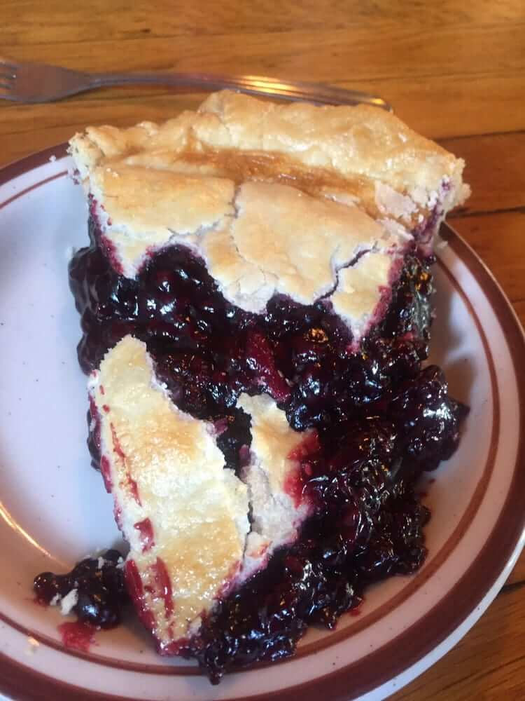 Beckie's Cafe Pie