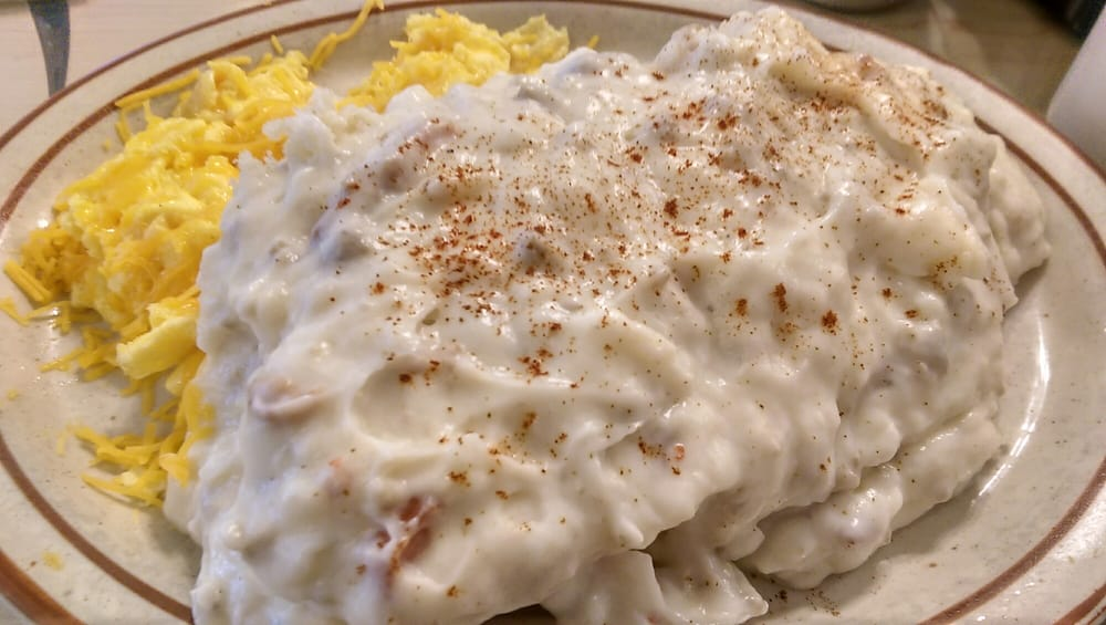 Eugene Biscuits and Gravy Breakfast