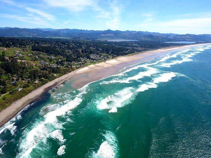 Oregon Ocean Day Beach Cleanup Celebration