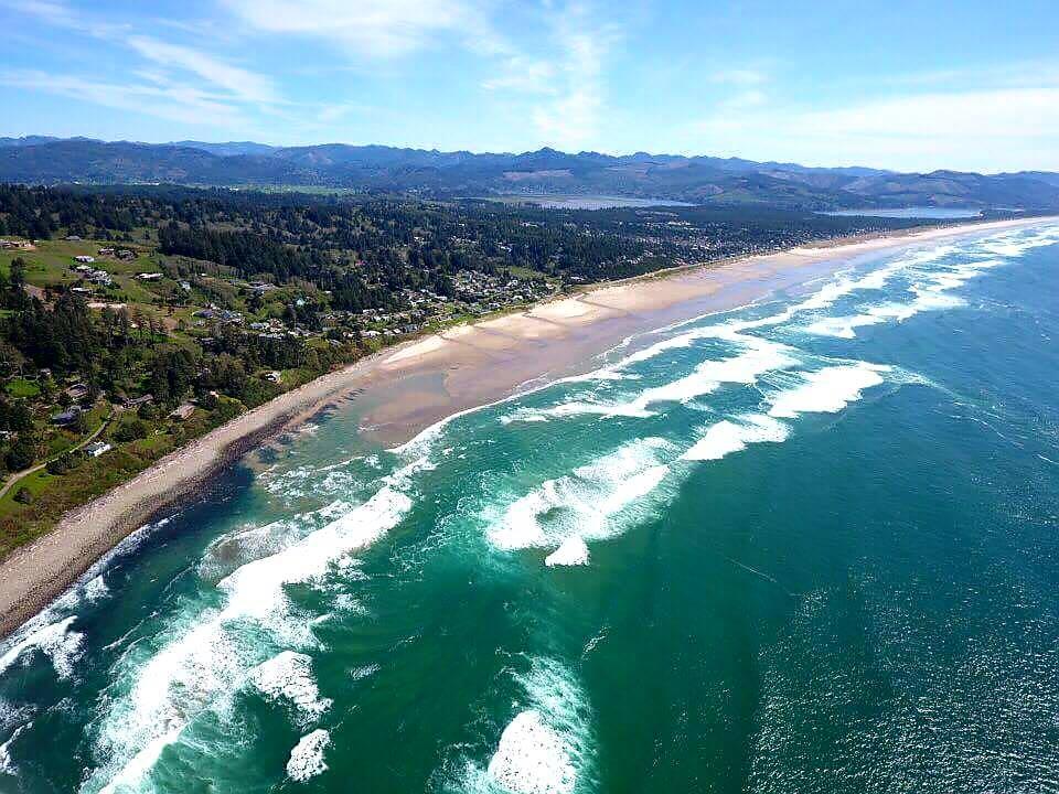 Oregon Ocean Day Beach Cleanup Celebration
