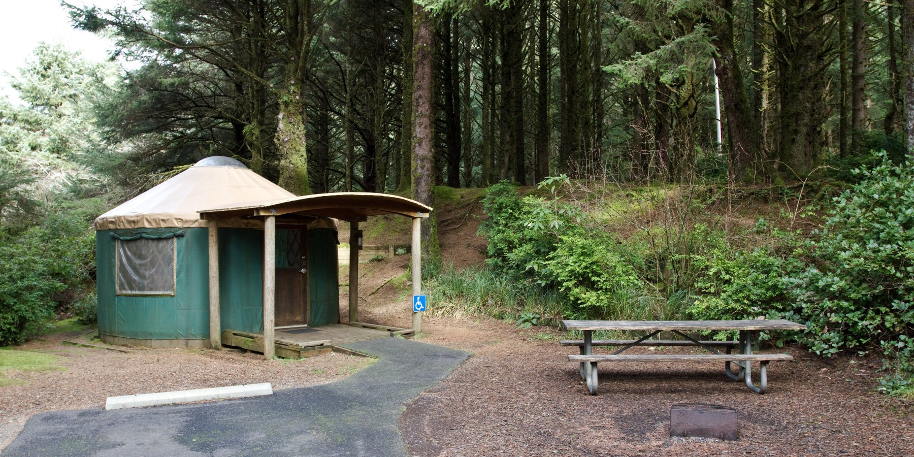 carl g. washburne memorial state park campground