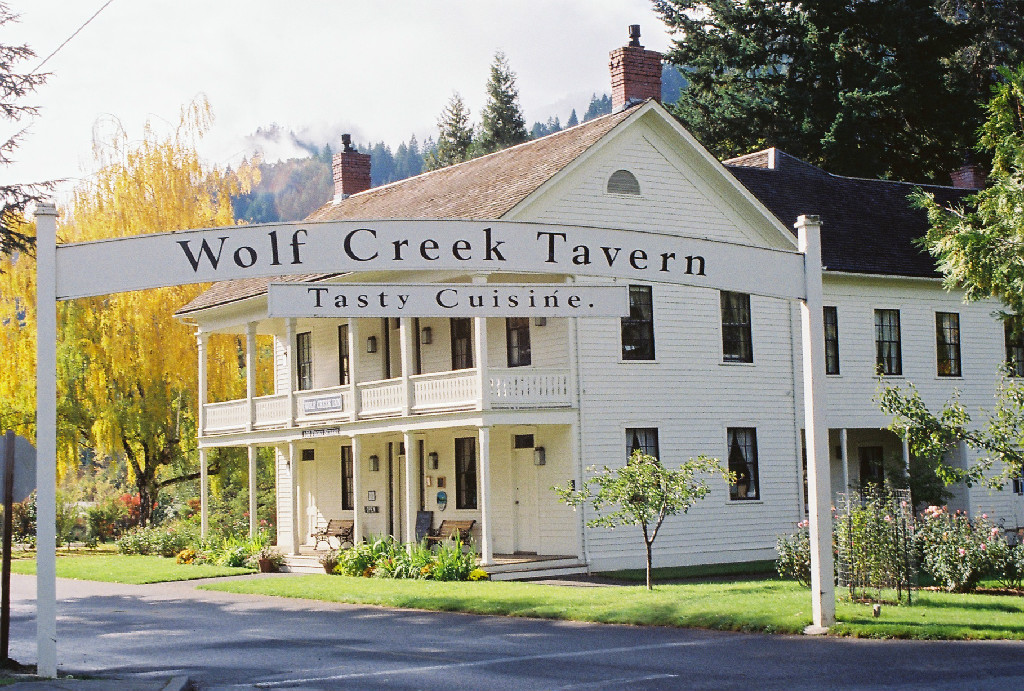 wolk creek inn oregon