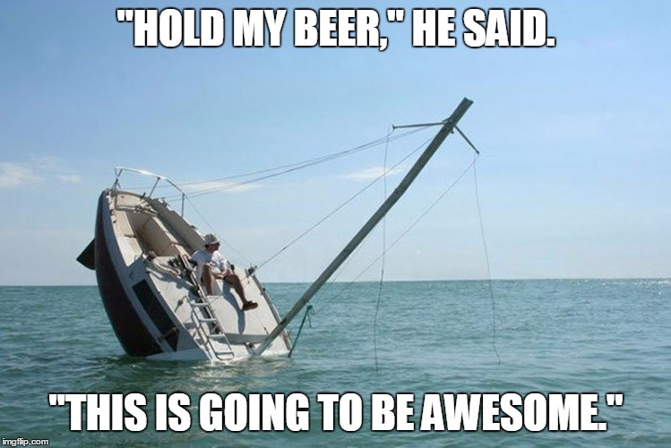 Boat Safety Meme