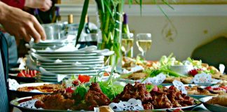 Event Catering Oregon