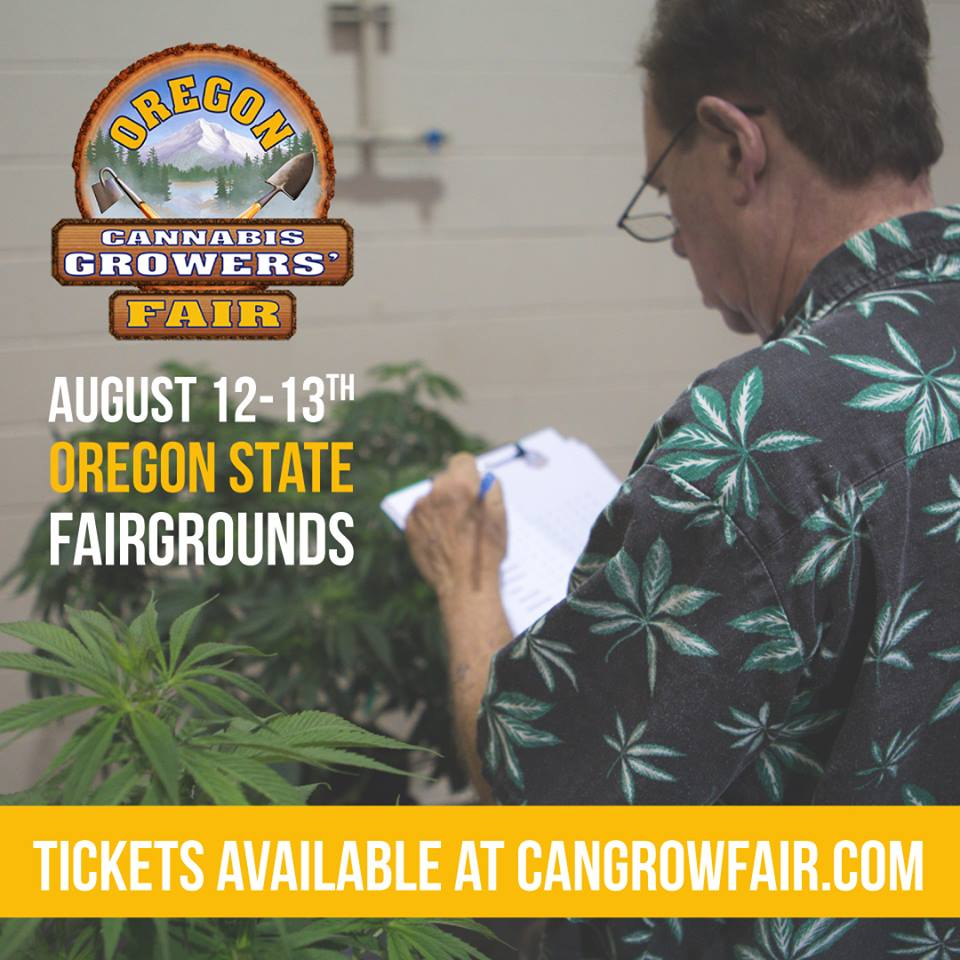 Oregon Cannabis Growers' & Consumers' Fair - Copy