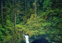 Punch Bowl Falls Main