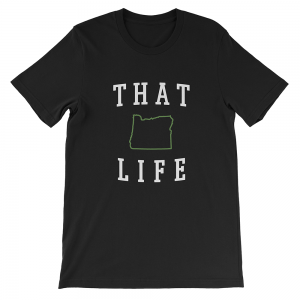 White-Green-That-Oregon-Life-That-State-Life-Mens-Tee-Shirt-Black-1