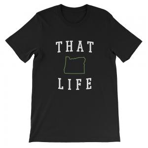 White-Green-That-Oregon-Life-That-State-Life-Mens-Tee-Shirt-Black-1
