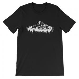 White-That-Oregon-Life-Mt-Hood-Mens-Tee-Shirt-Black-1