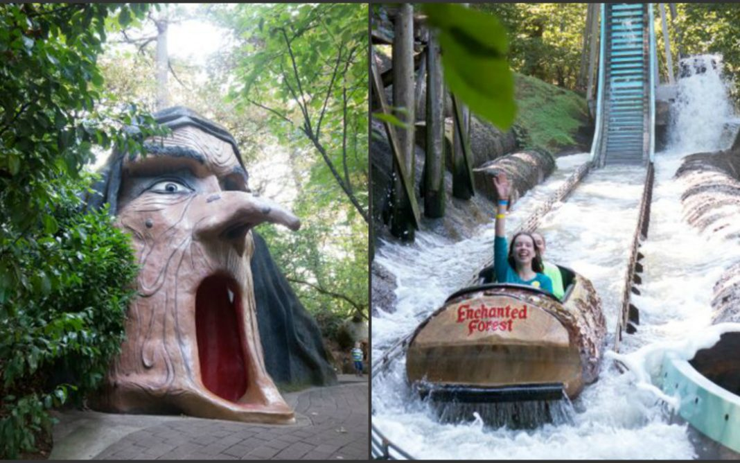 From Idiot Hill To Enchanted Forest Oregons Magical Theme Park