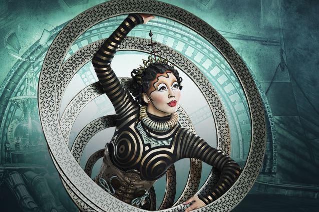 Cirque du Soleil Kurios Mime