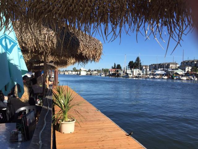 Oregon Coast Experience Island Cafe Portland
