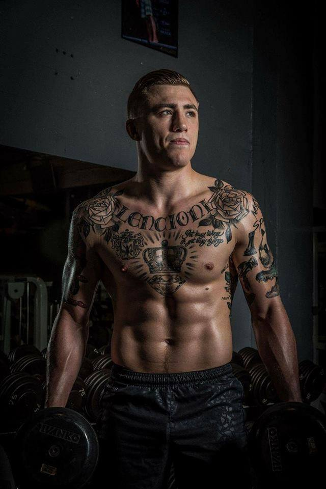 Oregon MMA Fighter