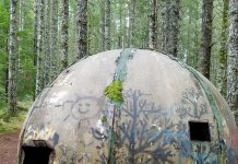 Pod Homes found in Oregon