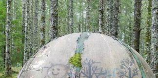Pod Homes found in Oregon