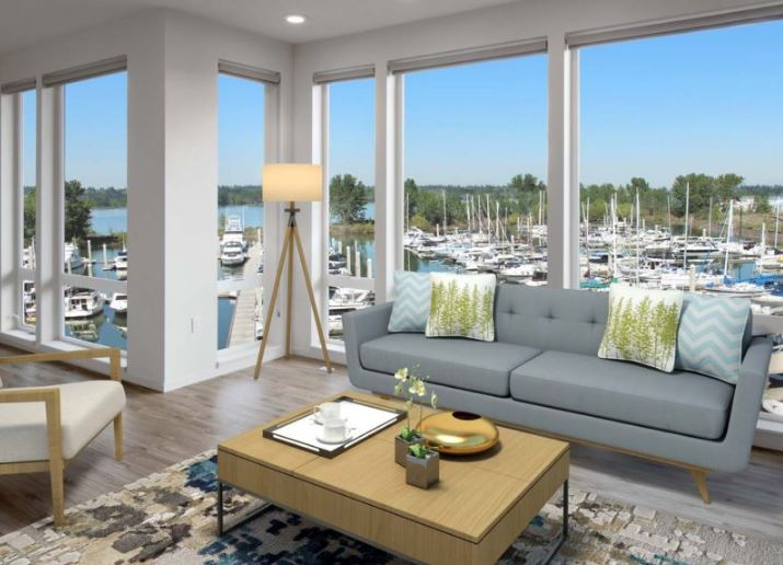 Waterfront Apartments in Portland - Yacht Harbor