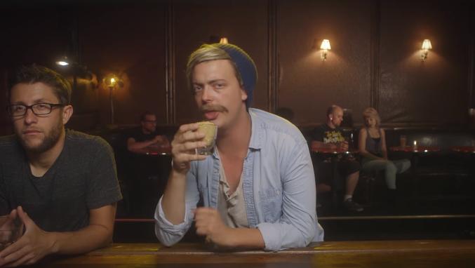 Hipsters Ordering Craft Beer Video