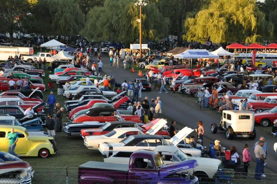 Classic Cars, Exotics & Drag Racing for a Cause at PIR | That ...