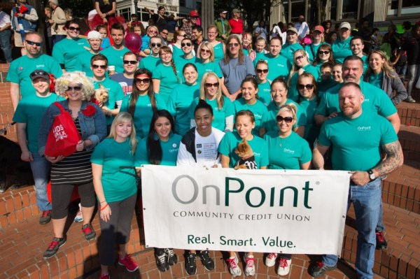 Community Involved OnPoint Credit Union
