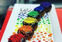Donut Byte Labs Gourmet Mini Donuts Portland Pride