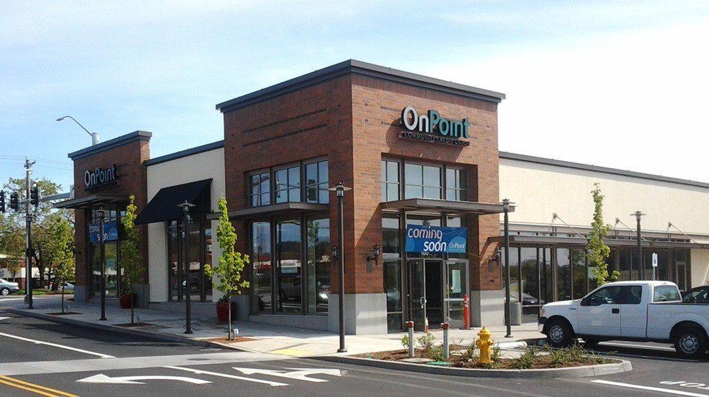 OnPoint Credit Union Oregon and Washington