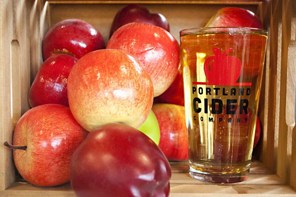 Oregon Wild Cider Courtesy of New School Beer