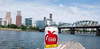 Portland Cider Company Apple Cider