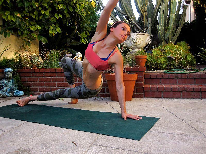 Staying Active Yoga Oregon