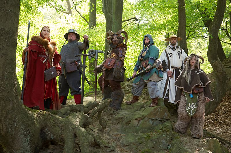 Staying Active with LARPing in Oregon
