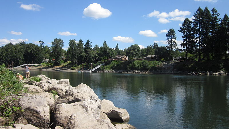 Willamette River, Gladstone, OR