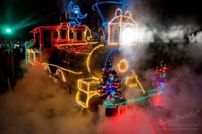 Christmas Light Limo Tours Portland Oregon 1