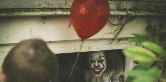 It Movie Remake in Oregon - Photos
