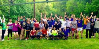 Oregon Active Urban Adventure Quest to Fight Childhood Cancer
