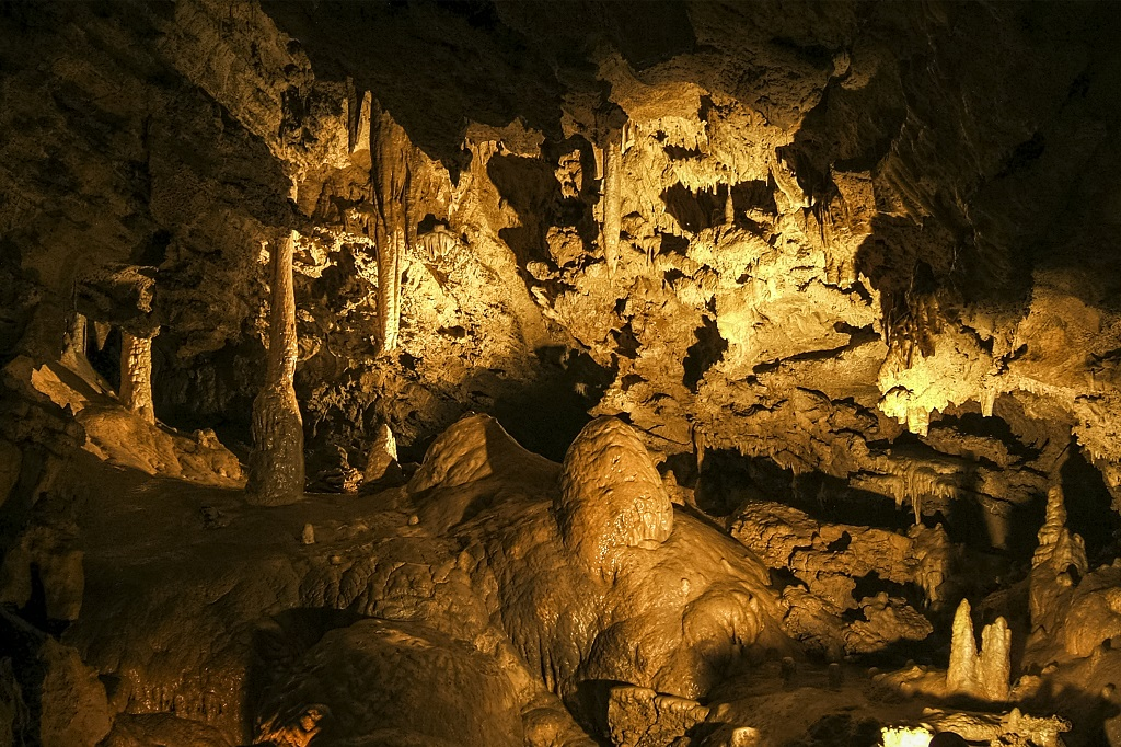 Oregon Caves from National Park Service