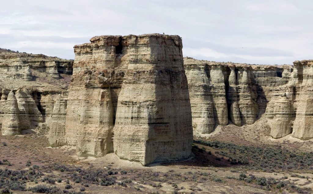Exploring The Pillars Of Rome In Oregon Will Take Your