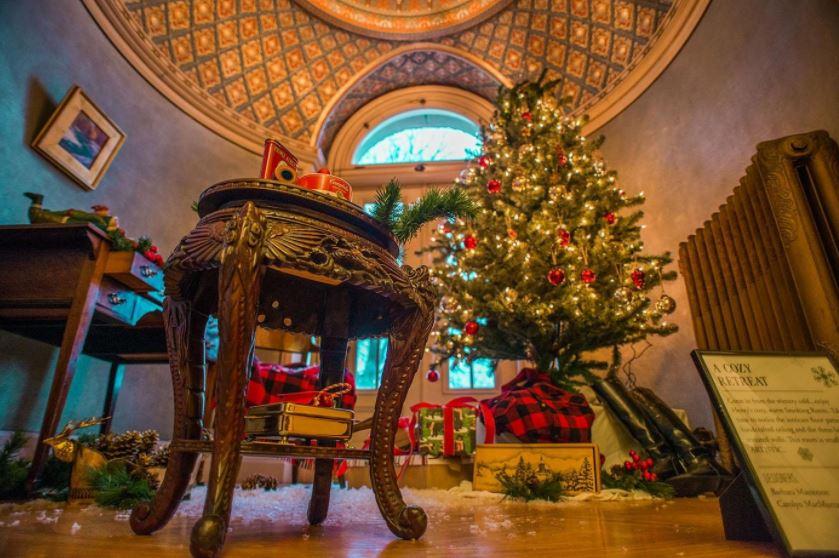 Pittock Mansion by KATU News
